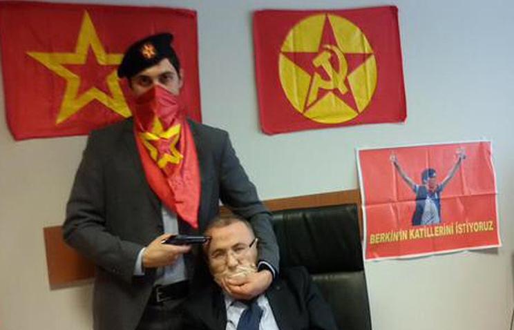 Заложник радикалов прокурор Мехмет Селим Кираз
