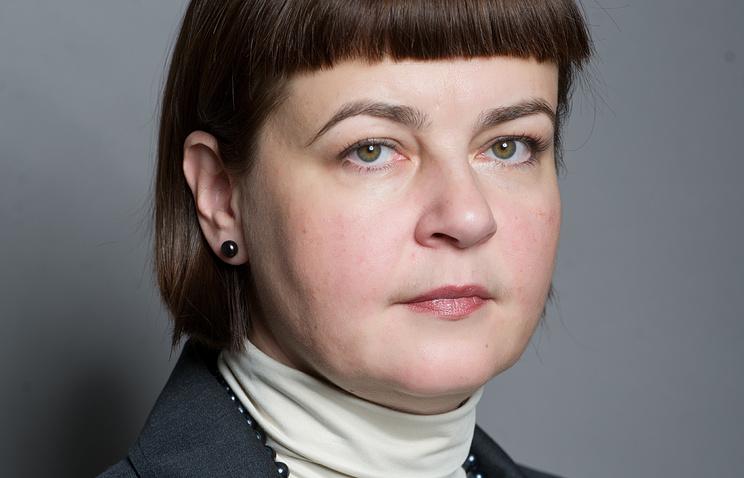 Елена Зеленцова