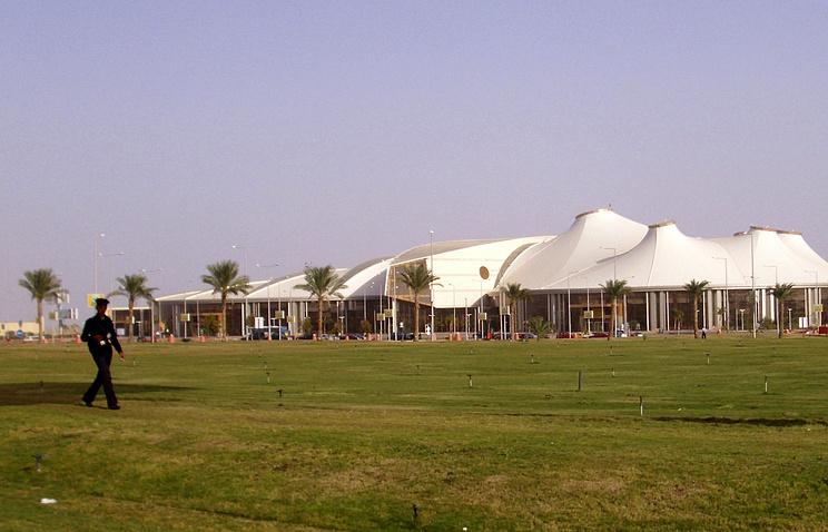 Международный аэропорт Шарм-эш-Шейха