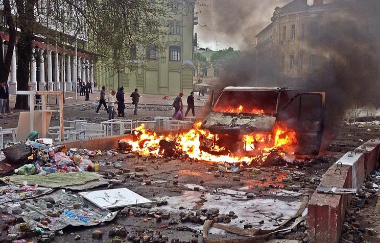 Украина. Одесса. 2014 г.