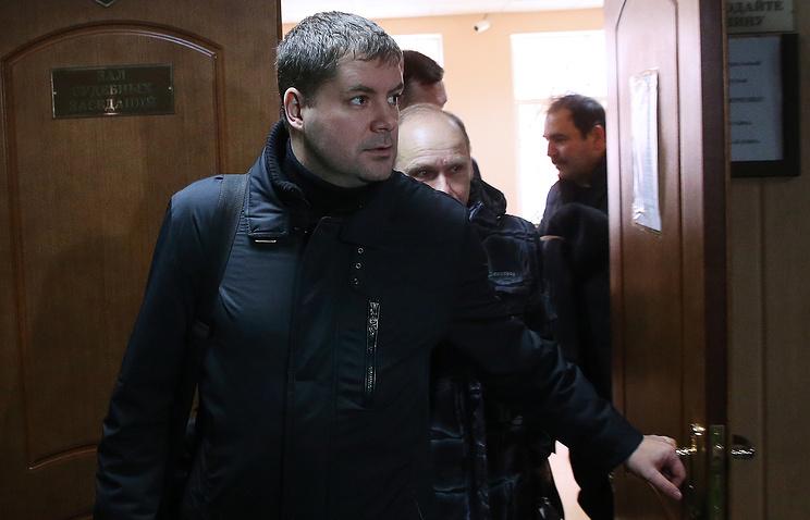 Бывший генеральный директор Окружного материального склада Московского округа ВВС Максим Закутайло