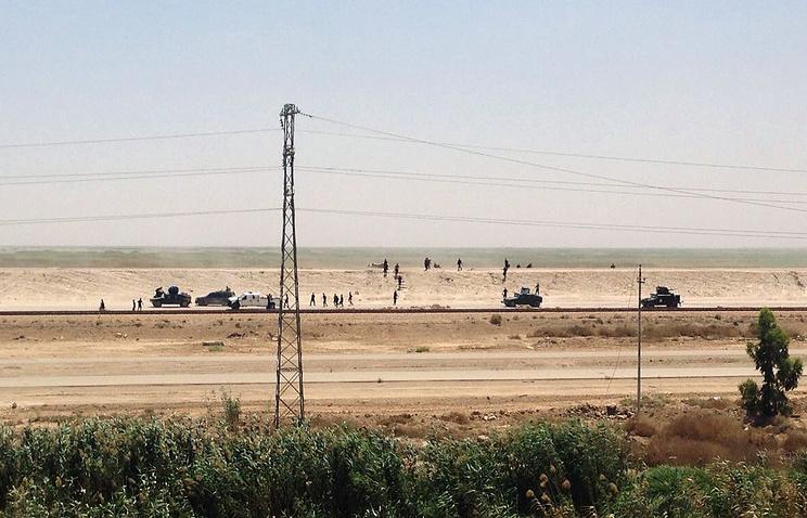 Правительственные войска Ирака покидают территорию Рамади