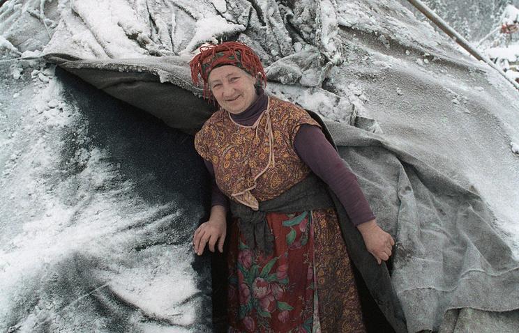 Чум народности коми, 1991 год