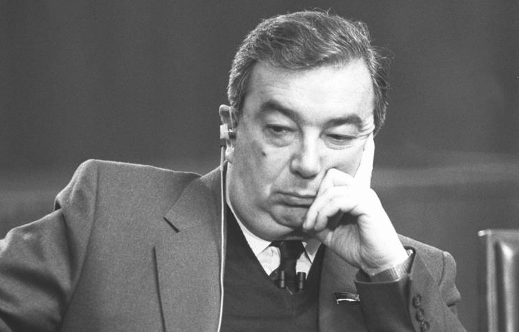 Евгений Примаков, 1987 год