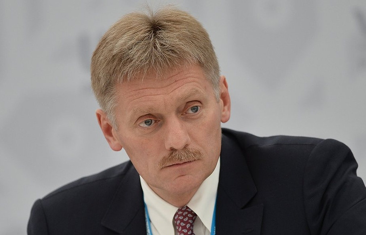 Пресс-секретарь Президента Российской Федерации Дмитрий Песков