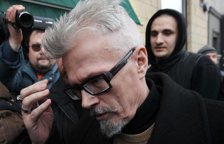 """Лидер партии """"Другая Россия"""" Эдуард Лимонов"""