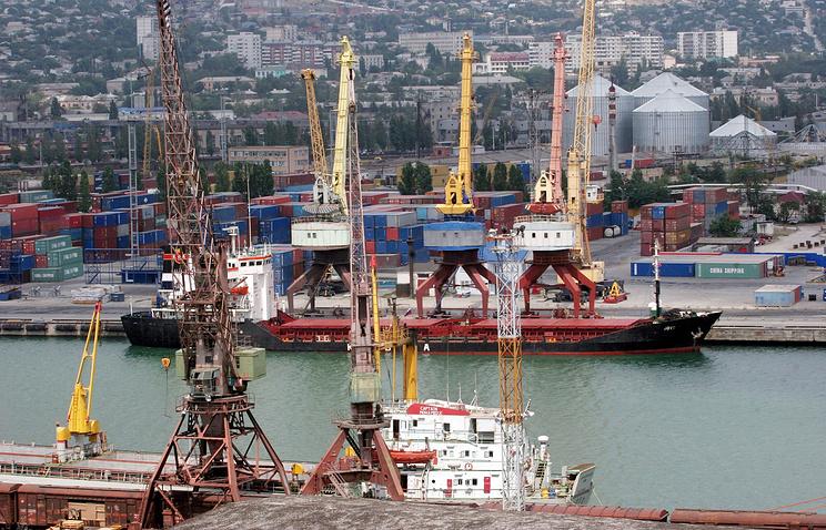 Порт Новороссийска
