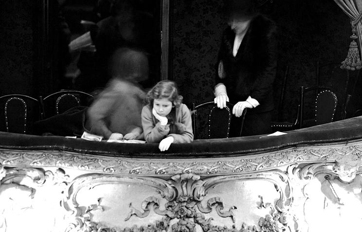 Принцесса Елизавета,1935 год