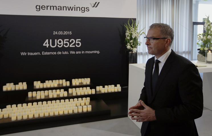 Глава концерна Lufthansa Карстен Шпор