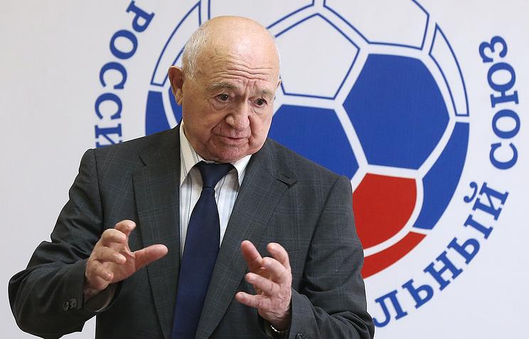 Исполняющий РФС Никита Симонян