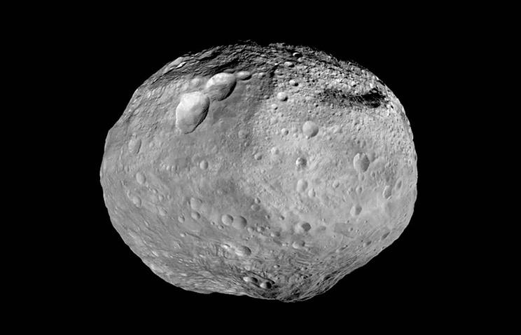 Карликовая планета Веста