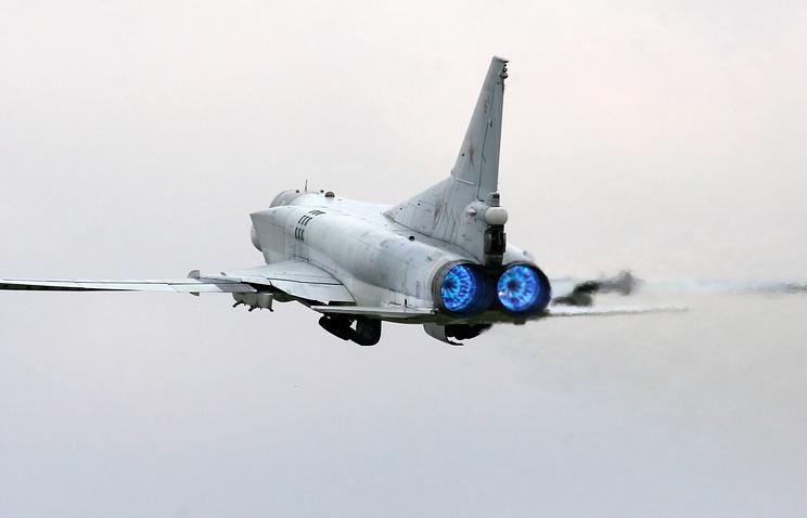 Самолет Ту-22М3