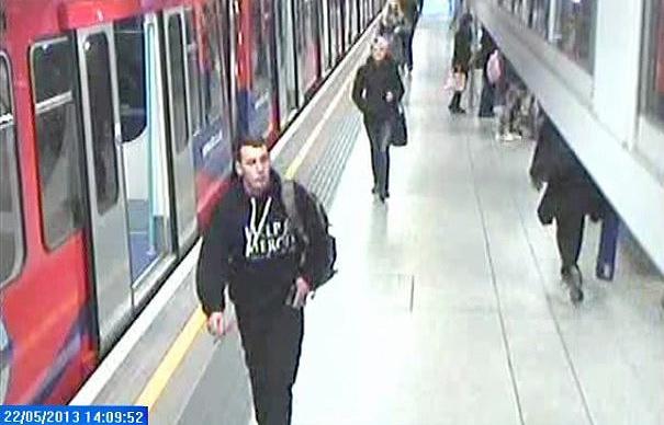 Британский военнослужащий Ли Ригби, убитый террористами в Лондоне