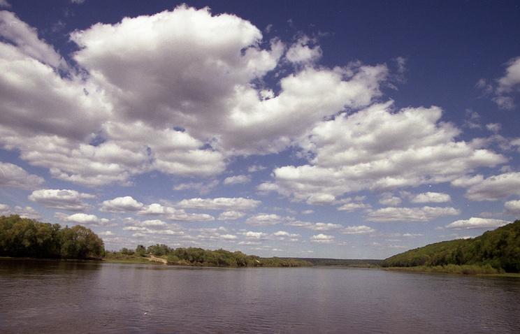Река Ока, Московская область