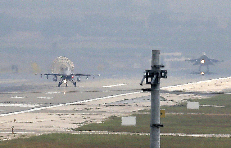 Турецкая база Инджирлик