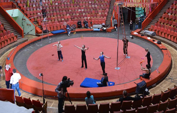Арена Цирка на Фонтанке