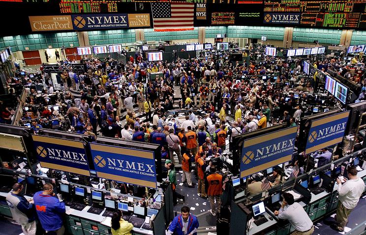 Нью-Йоркская товарная биржа