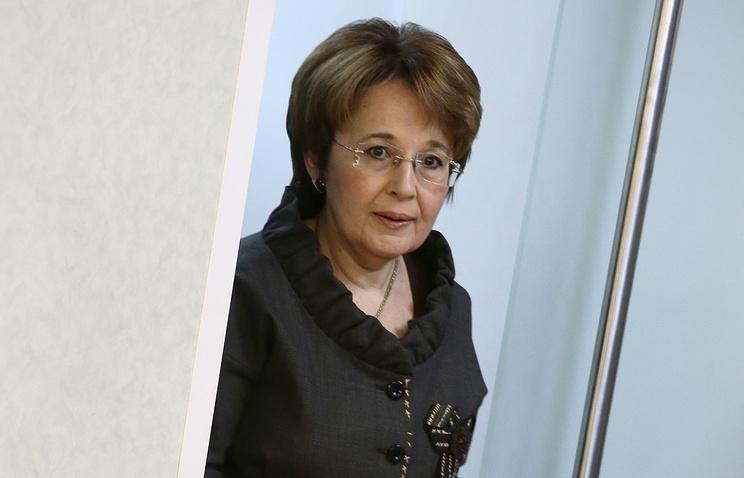 Депутат Госдумы Оксана Дмитриева