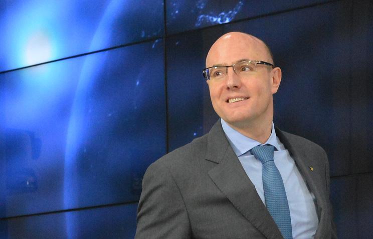 Президент КХЛ Дмитрий Чернышенко