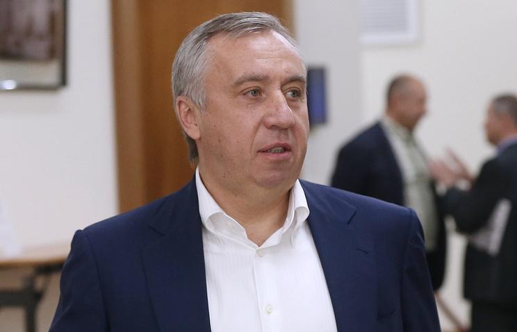Бывший генеральный менеджер сборной России Андрей Сафронов