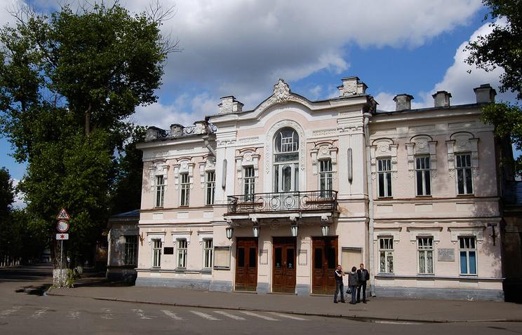 Псковский театр драмы имени А.С.Пушкина