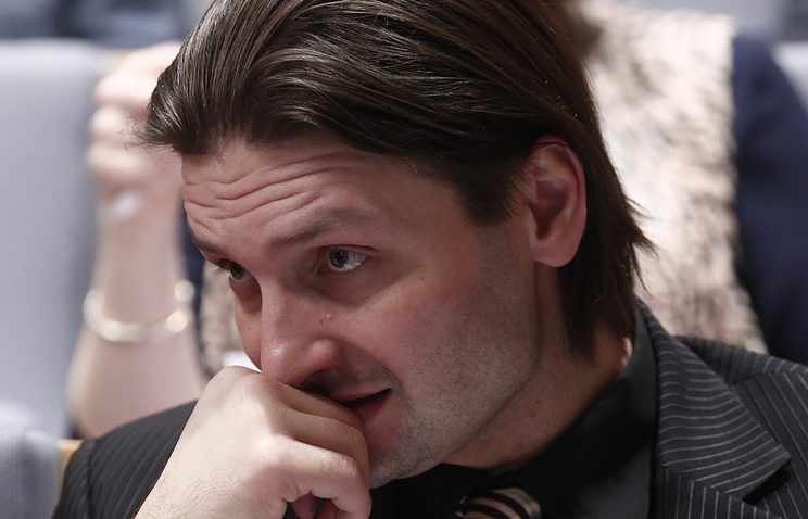 Директор Большого цирка Эдгард Запашный