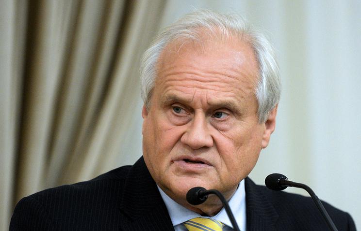Представитель действующего председателя ОБСЕ по вопросам урегулирования ситуации в Украине Мартин Сайдик