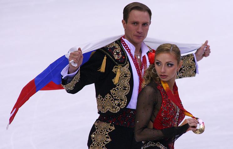 Татьяна Навка и Роман Костомаров на Олимпийских играх-2006