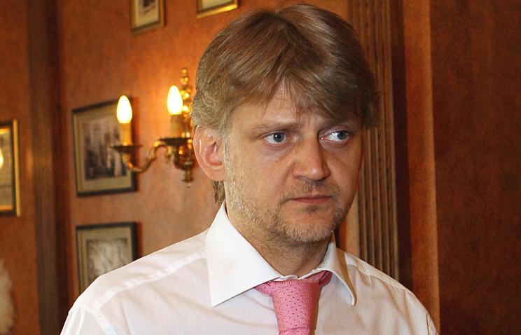 Александр Зарубин