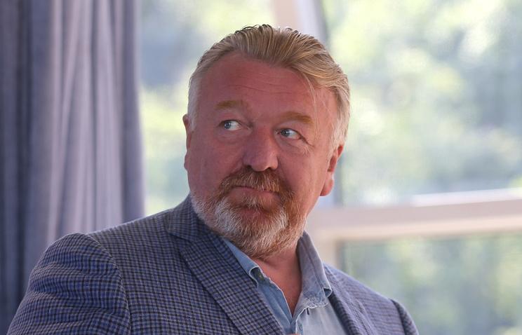 Первый заместитель председателя правления ВТБ Василий Титов