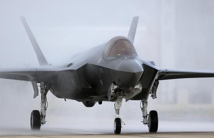 Истребитель-бомбардировщик F-35