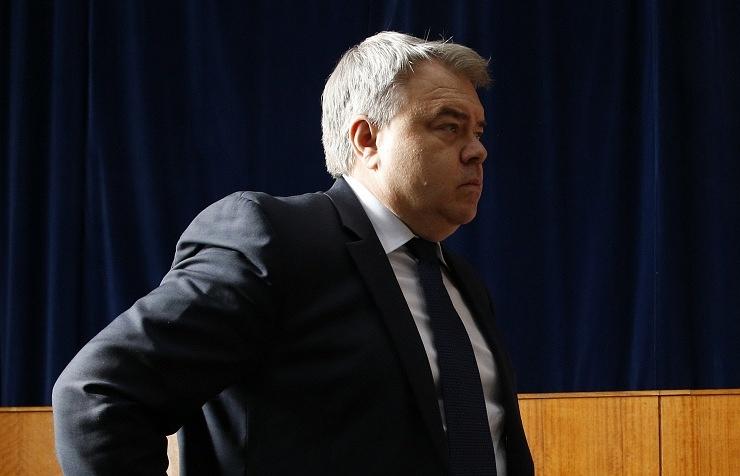 Генеральный секретарь ВФЛА Михаил Бутов