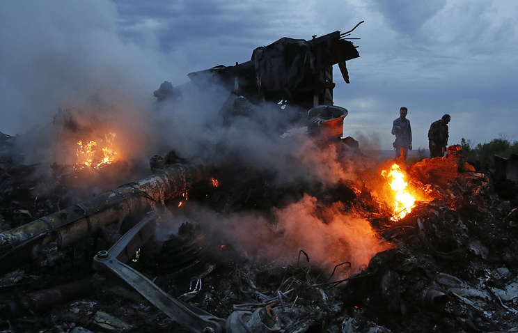 Росавиация: расследование катастрофы MH17 неоправданно затянуто