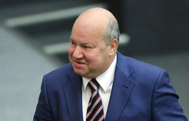 Депутат Госдумы Василий Лихачев