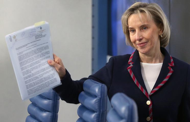 Людмила Огородова