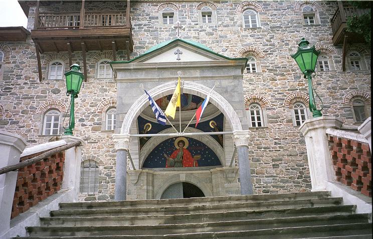 Русский Свято-Пантелеймонов монастырь
