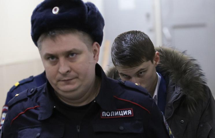 Подозреваемый в«заказе» сестры киллеру отправлен под стражу в столице России