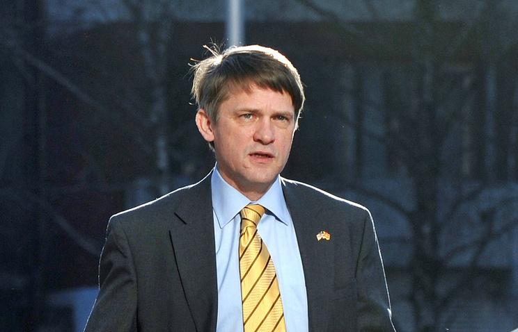 Томас Кантримен