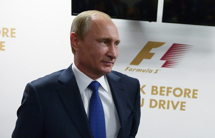 «Формула-1» делает Сочи еще неменее  симпатичным  — Путин