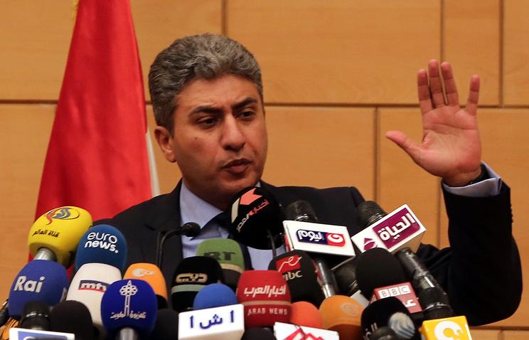 Египет согласился сверсией теракта наборту А320