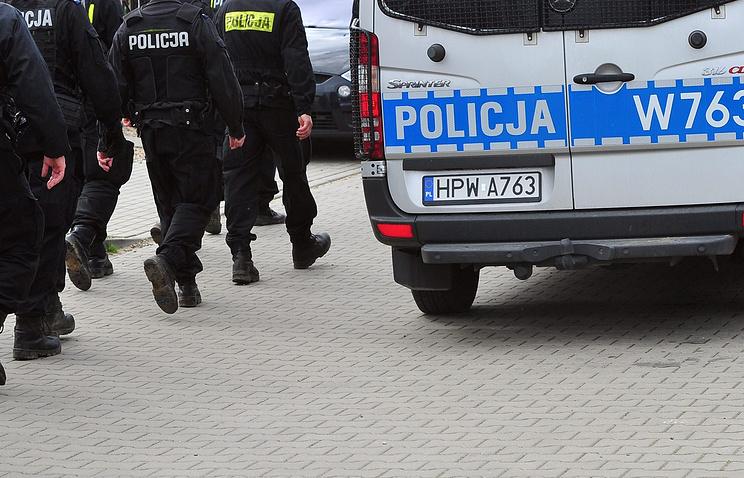 В польском городе Вроцлав взорвалась бомба