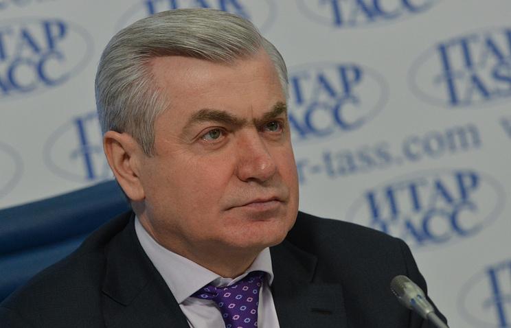 Первый вице-президент ФСБР Омар Муртузалиев