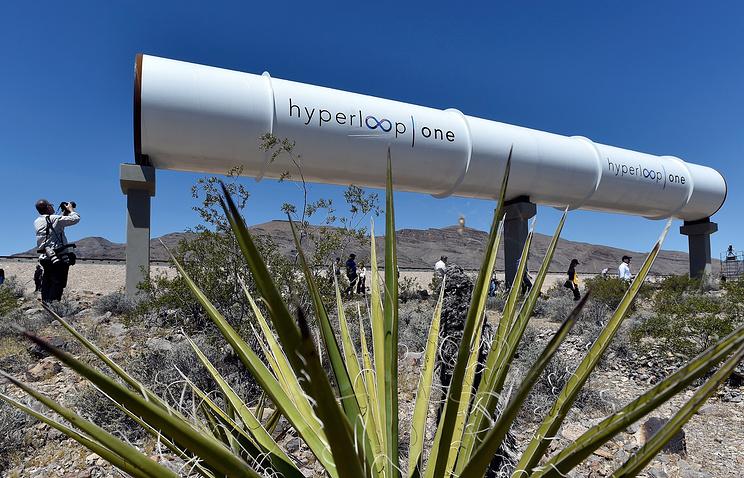 Hyperloop One подала встречный иск ксвоему сооснователю