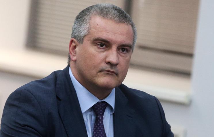 Аксенов поведал осоюзниках Крыма вевропейских странах