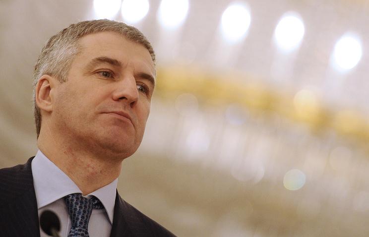 Главный судебный пристав РФ Артур Парфенчиков