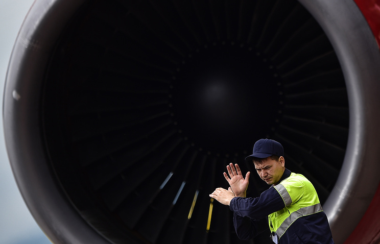 ВКольцово ожидают вылета около 190 направлявшихся наКипр пассажиров