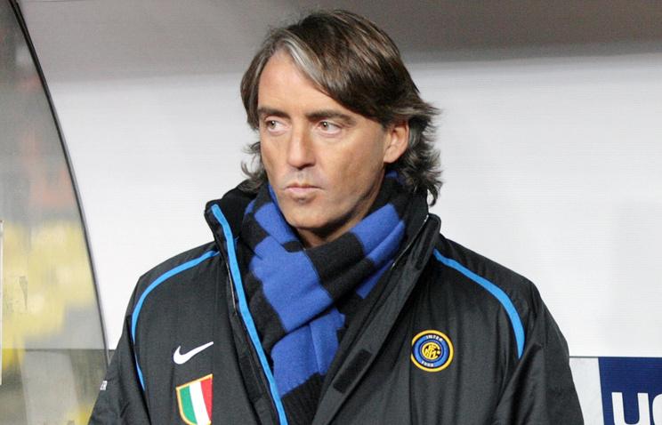 Манчини оставляет «Интер», адеБур готов поменять итальянца