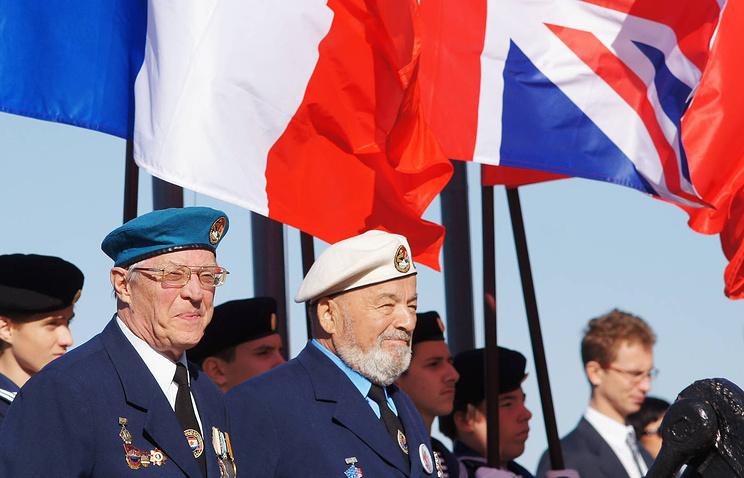 Президент Российской Федерации ипремьер Англии договорились оличной встрече