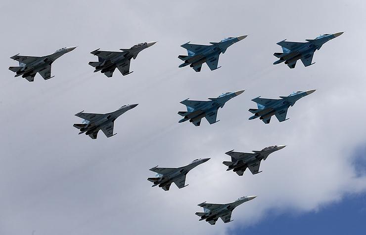 День Военно-воздушных сил (День ВВС) РФ