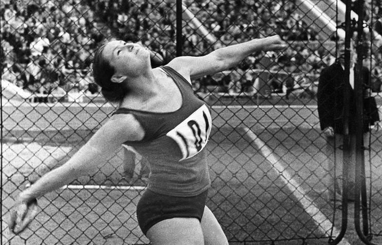 Нина Пономарева, 1959